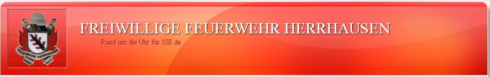 Feuerwehr Herrhausen